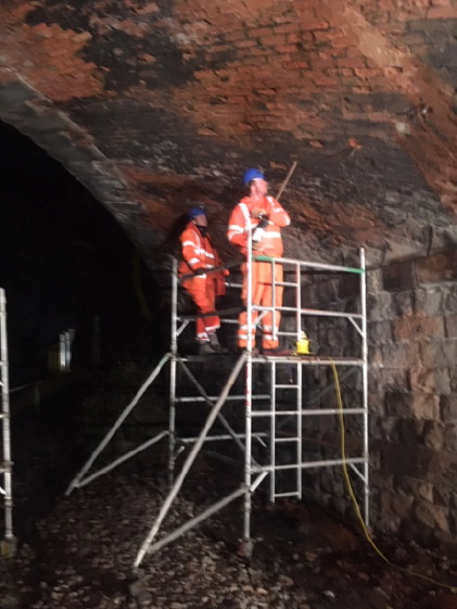Specialist Diamond Drilling Company - Condor Projects UK