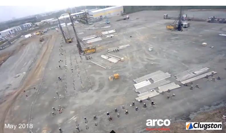 Pile Cutting Arco